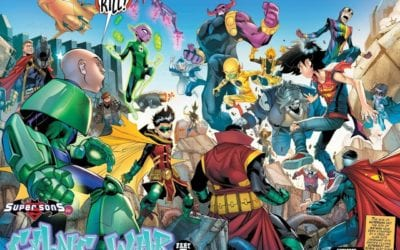 Adventures of the Super Sons #11 Review