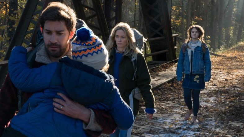 EXCLUSIVE: John Krasinski's 'A Quiet Place 2' Will Wrap September 6th in New York