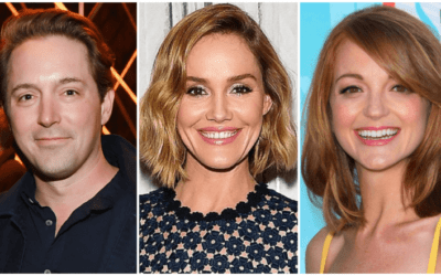 Keanu Reeves' 'Bill & Ted Face the Music' Adds Beck Bennett, Erinn Hayes, Jayma Mays & More to Cast