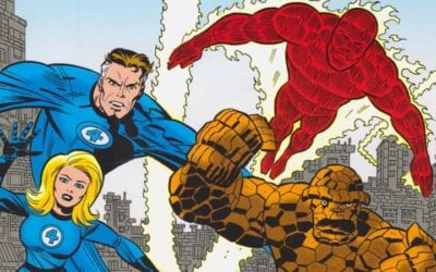 RUMOR: Marvel Studios Targeting 2022 Release For 'Fantastic Four' Reboot; 'Ant-Man's Peyton Reed Pushing To Direct