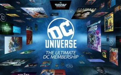 Someone Rescue the Wonderful DC Universe App