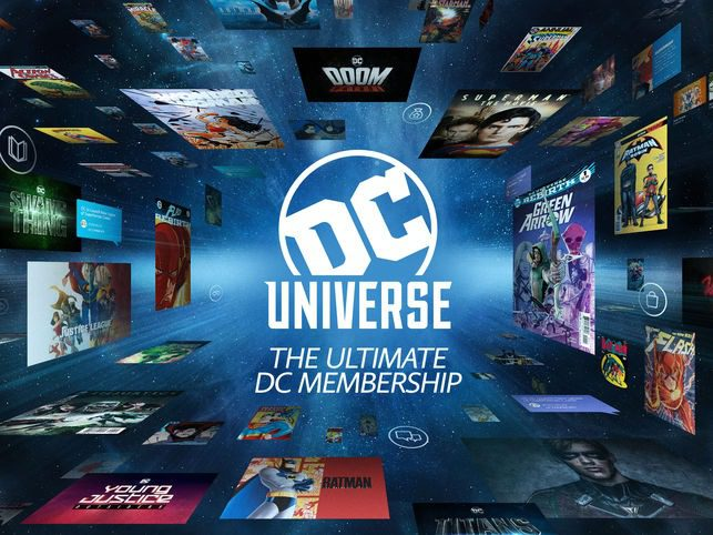 Someone Rescue the Wonderful DC Universe App