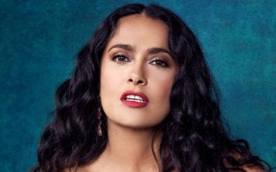 Marvel Studios' 'The Eternals' Has Salma Hayek in Talks to Join the Stacked Ensemble