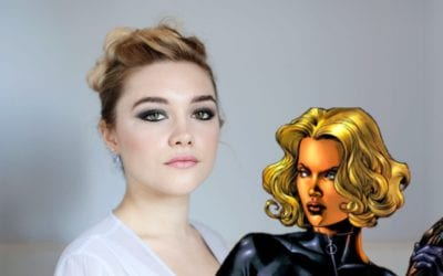 Florence Pugh May Be Playing Yelena Belova In Marvel's 'Black Widow'