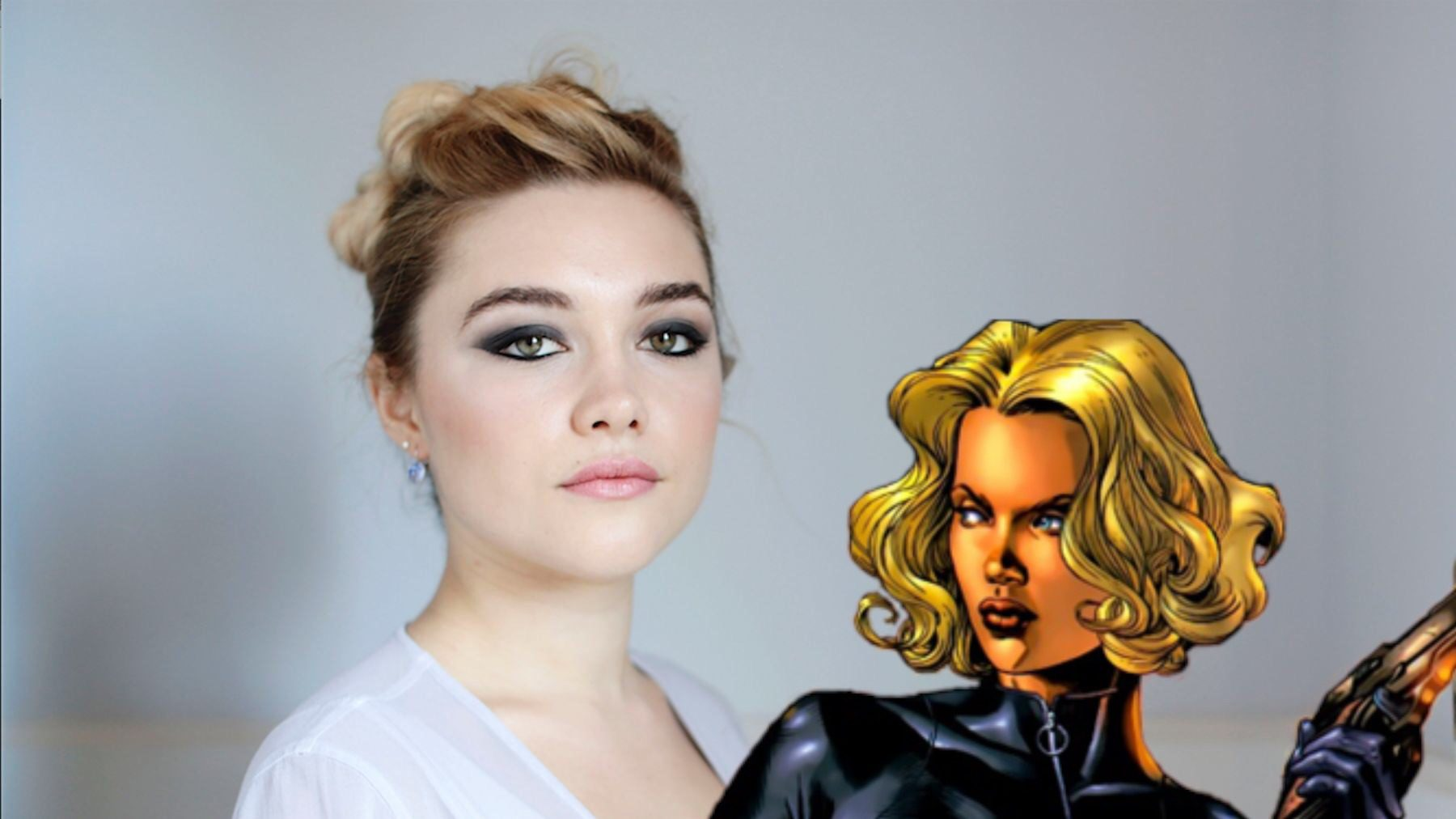 Florence Pugh May Be Playing Yelena Belova In Marvel S