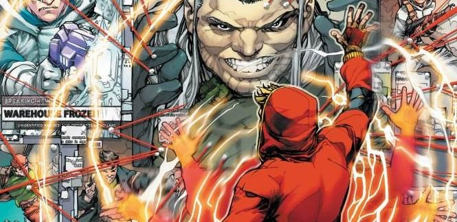 The Flash #72 REVIEW