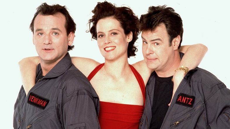 Sigourney Weaver Joins Jason Reitman's 'Ghostbusters;' Dan Aykroyd & Bill Murray Reportedly Returning As Well