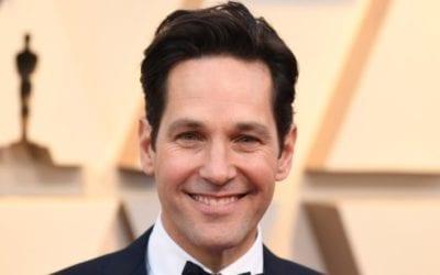 Jason Reitman's 'Ghostbusters' Adds Paul Rudd to Cast