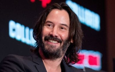 Marvel Studios' 'The Eternals' Has Keanu Reeves in Talks to Join Cast