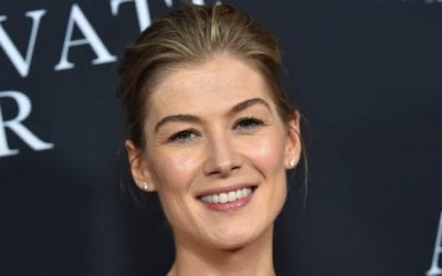 Amazon's 'The Wheel of Time' Series Adds Rosamund Pike to Cast in Lead Role