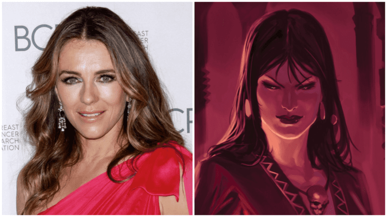Hulu's 'Marvel's Runaways' Season Three Adds Elizabeth Hurley to Play Morgan le Fay