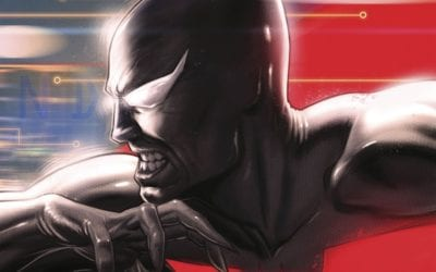 Batman Beyond #33 REVIEW