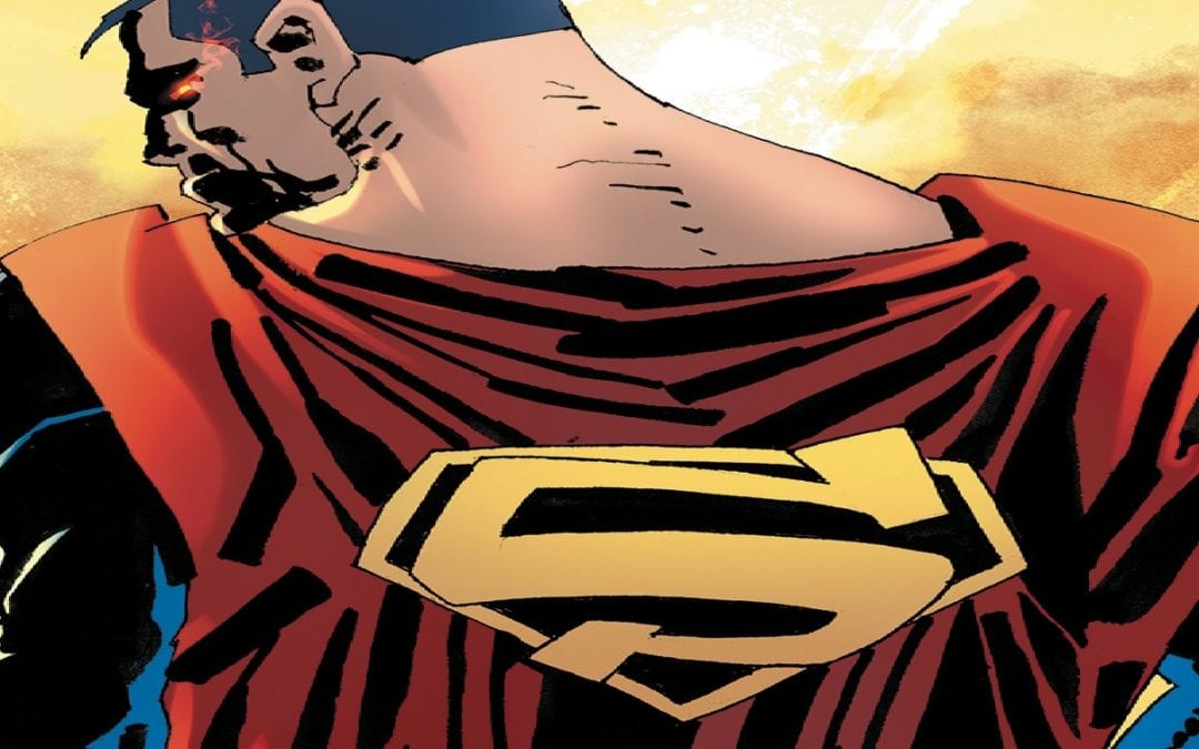 Superman Year One #1 Review