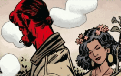Hellboy and The BPRD: The Beast of Vargu #1 REVIEW