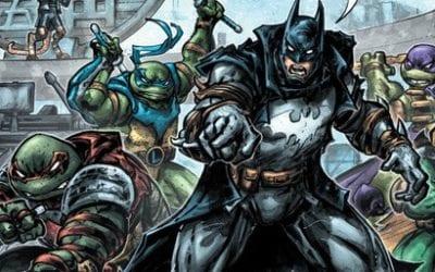 Batman/TMNT III #2 REVIEW