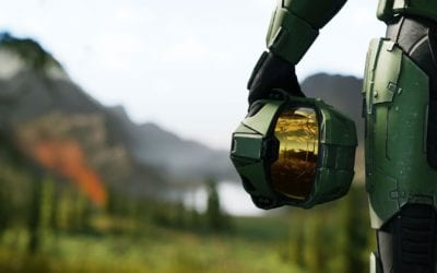 First Look at Halo Infinite and Project Scarlett
