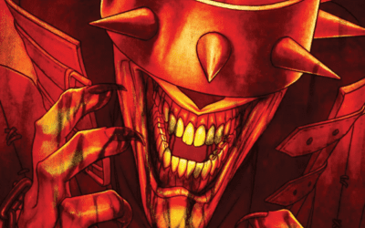 The Batman Who Laughs #6 REVIEW