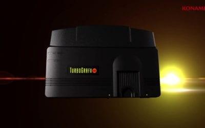 TurboGrafx-16 Mini Announced by Konami