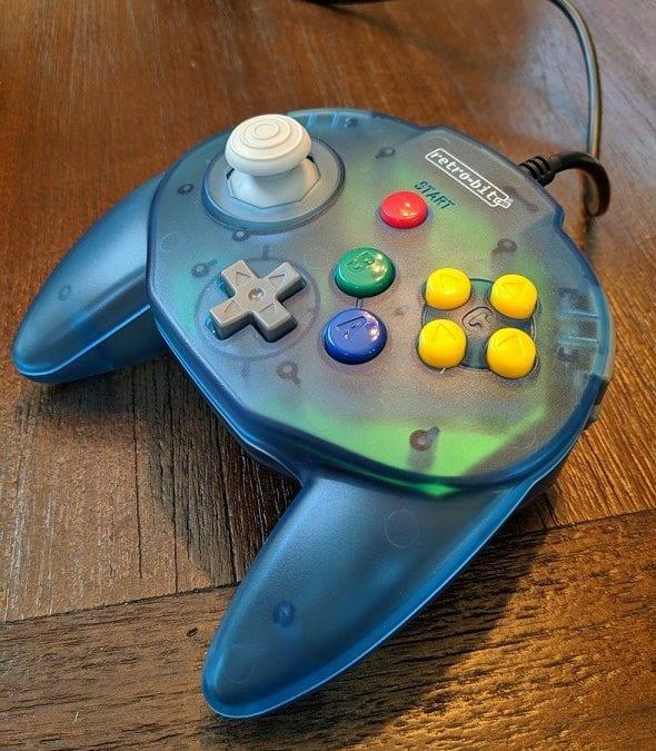 Retro-bit 64 Controller