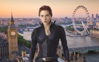 Marvel's 'Black Widow' Moves Production from Budapest to London