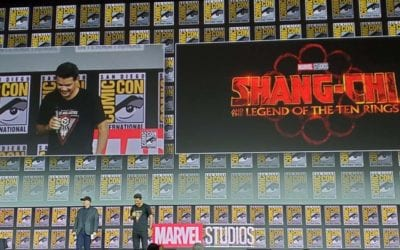 SDCC 19: Marvel's 'Shang-Chi' Title Announced; Starring Tony Leung as The Real Mandarin