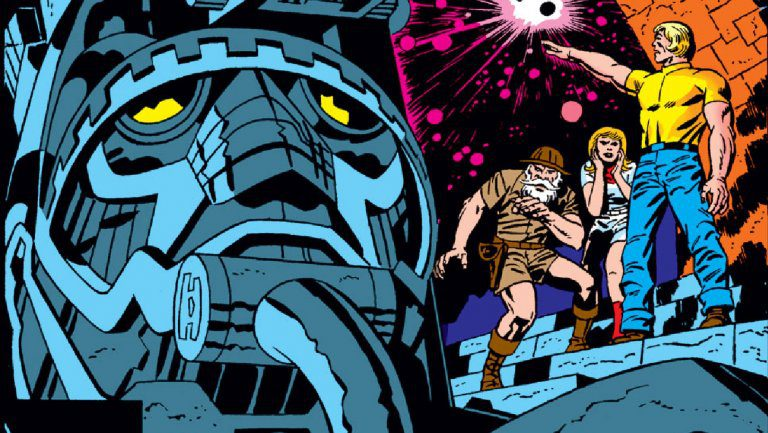 Marvel's 'The Eternals': First Set Photos Reveal Classic Location From Jack Kirby's Comic Run