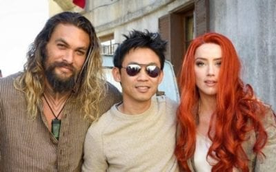 Jason Momoa's 'Aquaman 2' Will Begin Pre-Production in 2020, With James Wan Returning to Direct