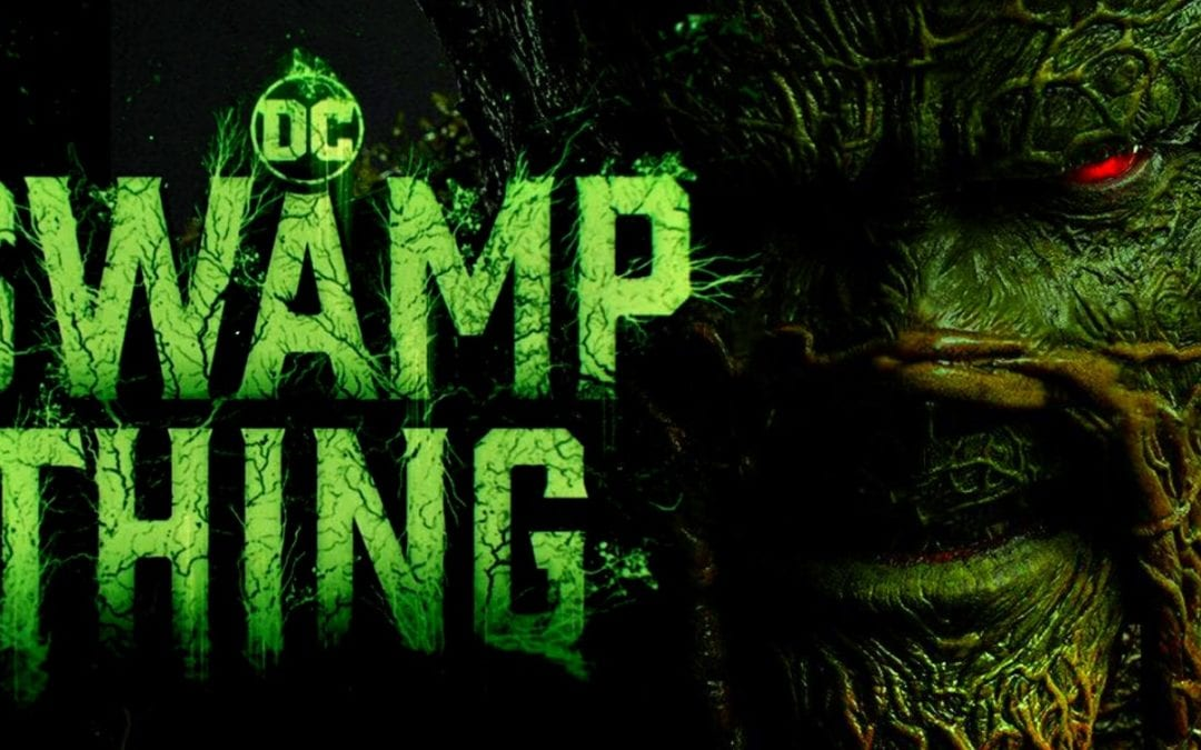 Swamp Thing 01X09 (Review)