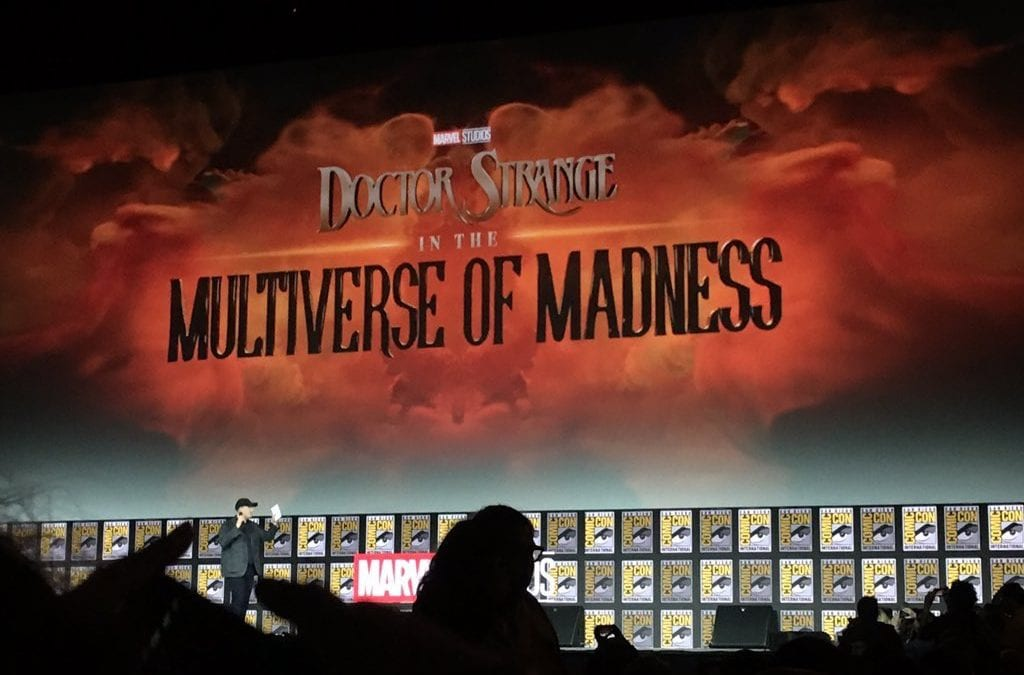SDCC 19: Marvel's 'Doctor Strange 2' Title Confirmed; Starring Benedict Cumberbatch and Elizabeth Olsen