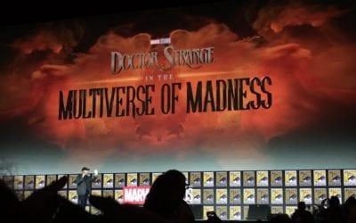 SDCC 19: Marvel's 'Doctor Strange 2' Title Confirmed; Starring Benedict Cumberbatch and Elizabeth Olsen