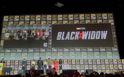 SDCC 19: Marvel's 'Black Widow' Title Card & Footage Debuts