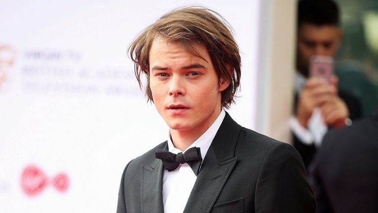 EXCLUSIVE: 'Stranger Things' Alum Charlie Heaton To Star In Romantic Comedy 'The Life And Death Of Adam Riley'