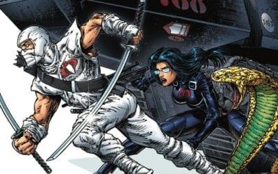 G.I. JOE: A Real American Hero #265 (Review)