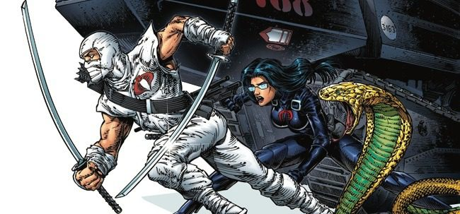 G.I. JOE: A Real American Hero #265 (Review)