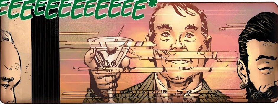 The Green Lantern Annual #1 (Review)