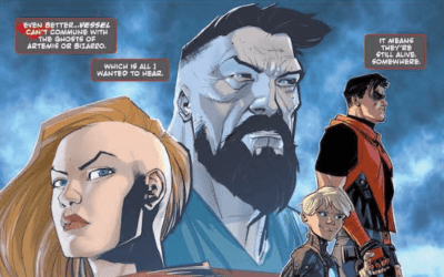 Red Hood: Outlaw Annual #3 (REVIEW)