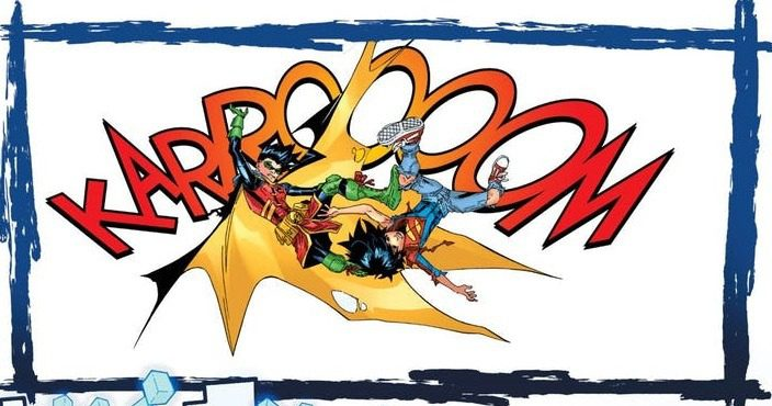 Adventures of the Super Sons #12 (Review)