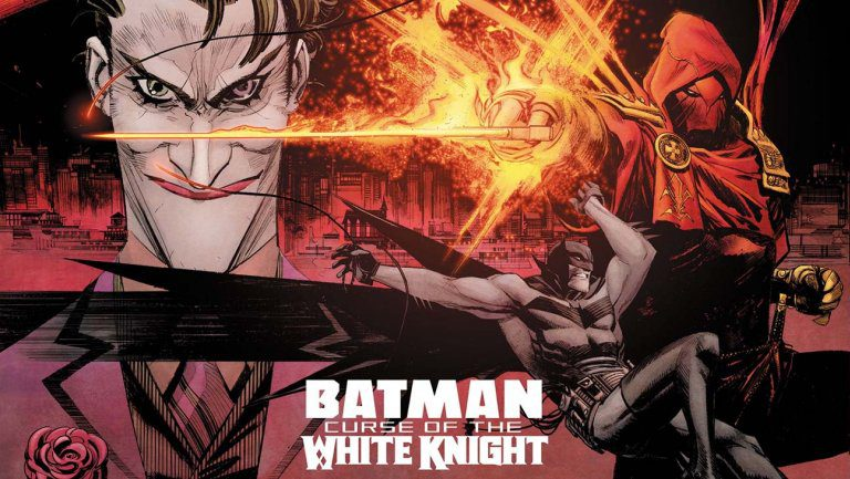 Batman: Curse of the White Knight #1 (REVIEW)