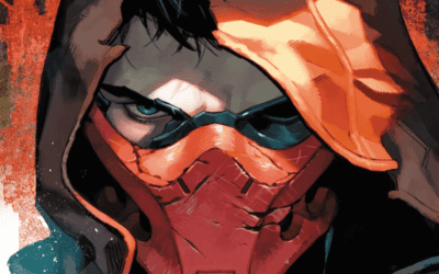 Red Hood Outlaw #36 (REVIEW)