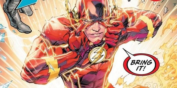 The Flash #75 (Review)