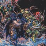 Batman TMNT III #3