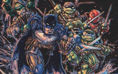 Batman TMNT III #3 (REVIEW)
