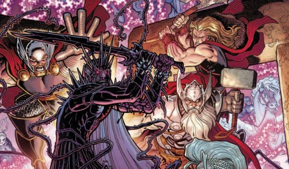 The War of the Realms #6 (Video Review)