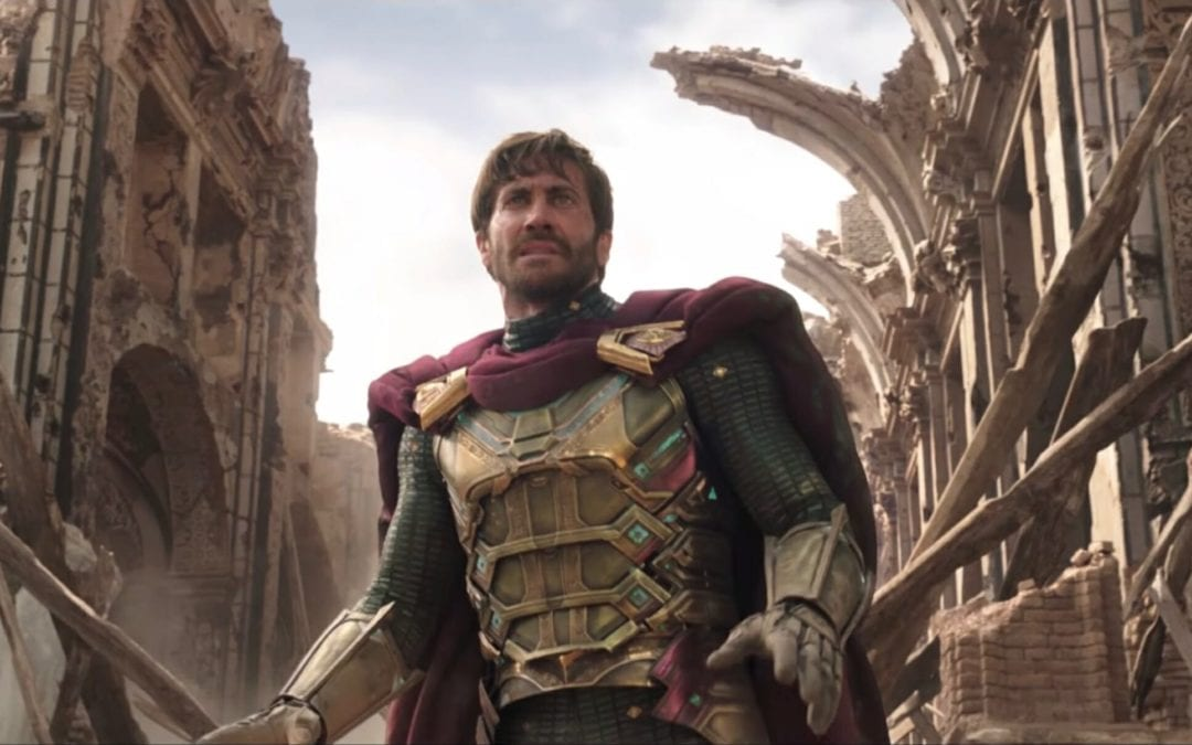 Spiderman Far From Home – Mysterio Alternate Costume Designs