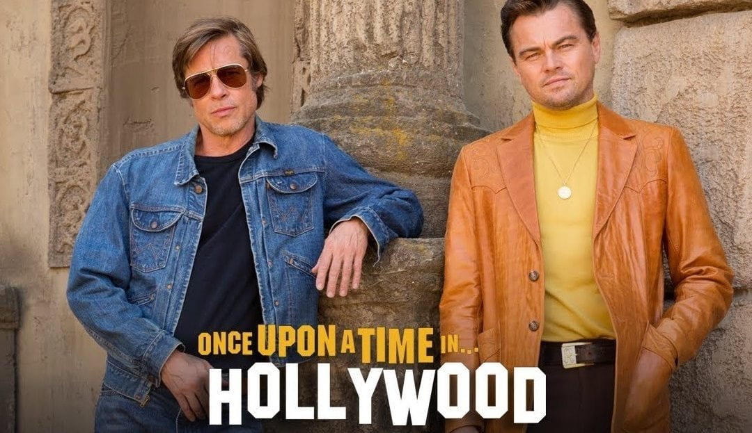 'Once Upon A Time In Hollywood' (REVIEW)