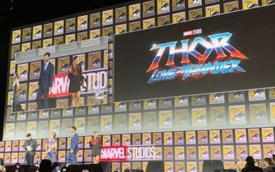 SDCC 19: Marvel's 'Thor 4' Title Announced; Natalie Portman Returning as Jane Foster