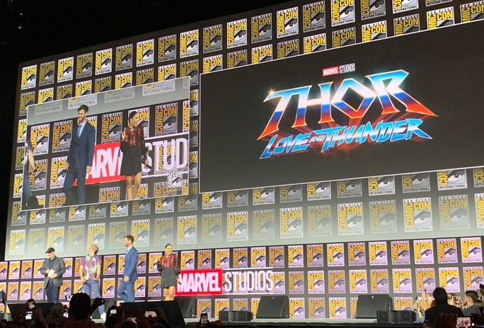 SDCC 19: Marvel's 'Thor 4' Title Announced; Natalie Portman Returning as Jane Foster