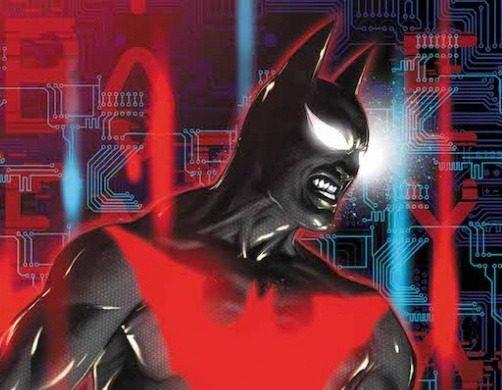 Batman Beyond #34 (REVIEW)