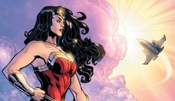 Wonder Woman Come Back to Me #1 REVIEW