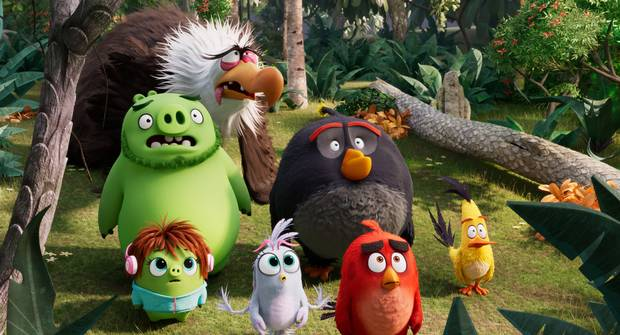 'Angry Birds 2' (REVIEW)